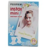 Fujifilm Instax Mini Film Happy Wedding edition