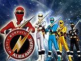 Alien Rangers Of Aquitar, Part 2