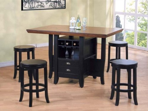 Buy Low Price Ivgstores Furniture Counter Height Table
