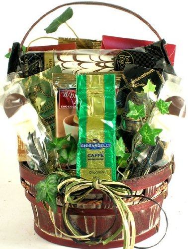 Gift Basket Village Gourmet Coffee Lovers Basket