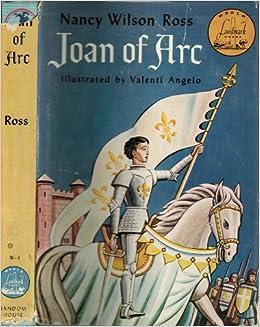 Joan Of Arc Kids Book