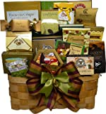 Art of Appreciation Gift Baskets Super Snack Sampler Gourmet Food Basket