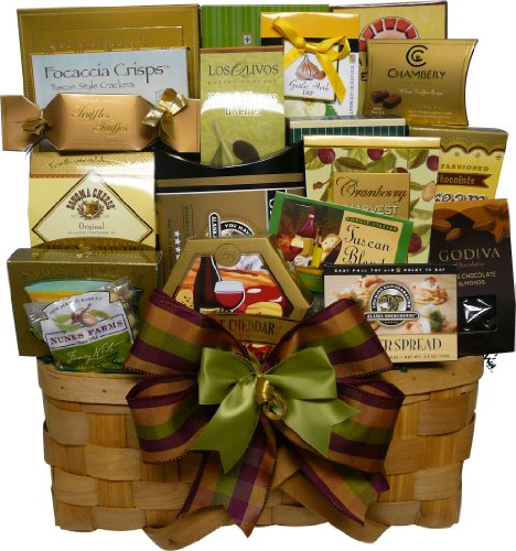 Art of Appreciation Gift Baskets Super Snack