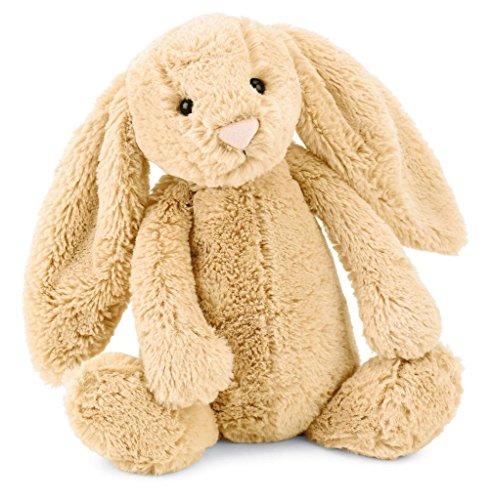 "Jellycat® Bashful Honey Bunny, Medium - 12"" front-986690"