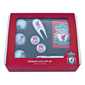 Liverpool Fc Premium Golf Gift Set from Liverpool FC