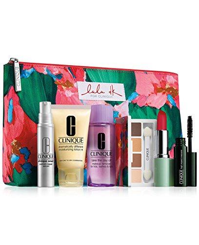new-2015-clinique-7-pcs-makeup-skincare-gift-set-with-smart-custom-repair-serum-more-70-value