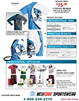 NeuEdge Sportswear Wrestling Uniform Package (Call 1-800-234-2775 to order)
