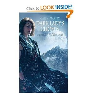 Dark Lady's Chosen - Gail Z Martin