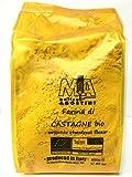 Farina Di Castagne Biologica (Organic Chestnut Flour) 500gr - 2 Pack