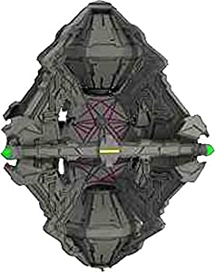 Star Trek Attack Wing: Borg Queen Vessel Prime