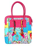RajRang Handbag (Multi-color) (BAG01653)