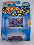 Hot Wheels Color Shifters Creatures 1:64 Car: Speed Spider