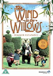 Wind in the Willows - Summer Escapades [DVD]