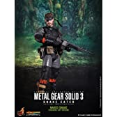 Metal Gear Solid 3 Naked Snake メタルギアソリツド ネイキッドスネーク フィギュア人形  アニメーション フィギュア人形 Japanese animation cartoonan Masterpiece 1/6 Scale Collectible Figure