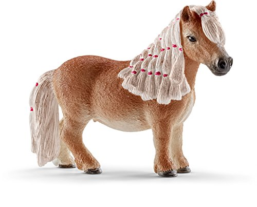 Schleich Mini Shetty Mare Toy Figure