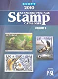 img - for Scott 2010 Standard Postage Stamp Catalogue, Vol. 5: Countries of the World- P-Sl book / textbook / text book
