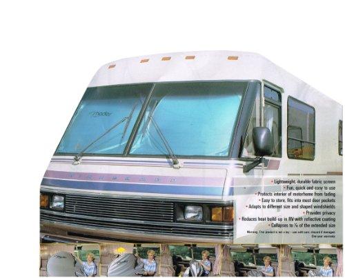 RV Motorhome Shade