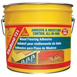 Sika Sikabond T21 Wood Floor Adhesive 4 Gallon Urethane