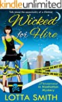 Wicked for Hire (Paranormal in Manhat...