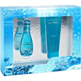 Cool water women by Davidoff - set with shower gel 30ml + 75ml