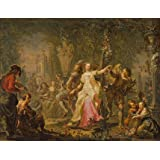Spring, by Johann Georg Platzer (Print On Demand)