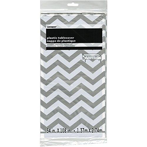 chevron-plastic-tablecloth-108-x-54-silver