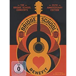 The Bridge School Concerts 25th Anniversary Edition (3DVD)