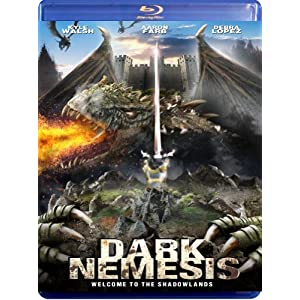 Dark Nemesis: Welcome to the Shadowlands [Blu-ray]