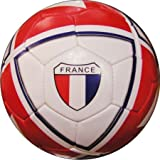 Indpro Unisex Team Football 5 Red Blue