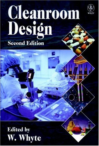Cleanroom Design (Wiley Series in Mathematical Methods in Practice)