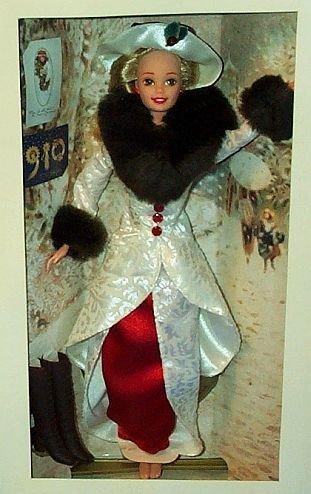 Barbie-Holiday-Memories-Hallmark-12-Doll-by-Mattel