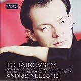 echange, troc Tchaikovsky, City Birmignam Sym Orch, Nelsons - Romeo & Juliet Fantasy Overture