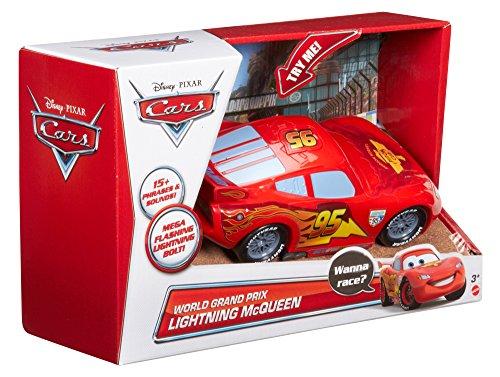 Cars Lights And Sounds World Grand Prix Lightning Mcqueen