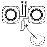 Hama-PC-Lautsprecher-Sonic-Mobil-183-USB-30-3-W-aktive-Boxen-fr-Computer-Laptop-Notebook-Smartphone-Tablet-schwarzrot
