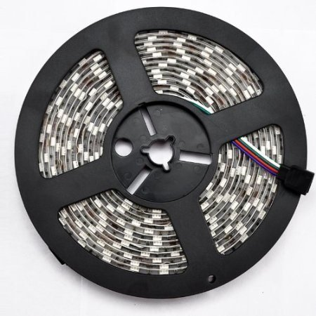 Mstar 16.4Ft 5M Smd 5050 Waterproof 300Leds Rgb Flexible Led Strip Light Lamp Kit + 44Key Ir Remote Controller For Wedding Christmas Party Holiday