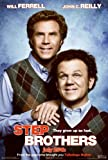 Step Brothers Poster 27x40 Will Ferrell John C. Reilly Mary Steenburgen Poster Print, 27x40