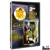 echange, troc Alien Files & Cyberjack (2pc) (Dol Slim) [Import USA Zone 1]