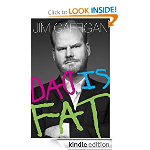 Dad is Fat, Jim Gaffigan, clean comedian
