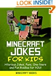 Minecraft Jokes for Kids: Hilarious M...
