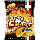 Amazon.co.jp: カルビー ピザポテト 63g×12袋: 食品&飲料