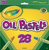 CRAYOLA OIL PASTELS 28 COLOR SET by CRAYOLA LLC