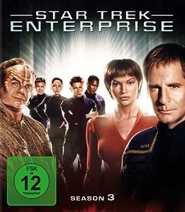Star Trek: Enterprise - Season 3 (exklusiv bei Amazon.de) [Blu-ray] [Limited Collector's Edition]