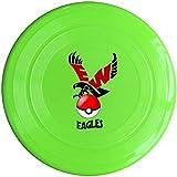YFF Frisbee KellyGreen, One Size : YFF Eastern Washington Eagles EWU Eagles 150 Gram Ultimate Sport Disc Frisbee...