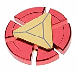 #2: Venoo Fidget Spinner, A Must Have Toy, Superhero And Marvel Style (Ironman)