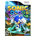 Sonic Colors - Nintendo DS Standard Edition
