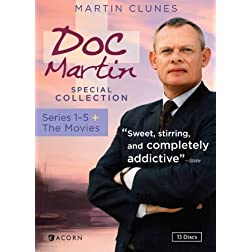 Doc Martin Special Collection: Series 1-5