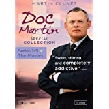 Doc Martin Special Collection: Series 1-5 plus the Movies ~ Doc Martin