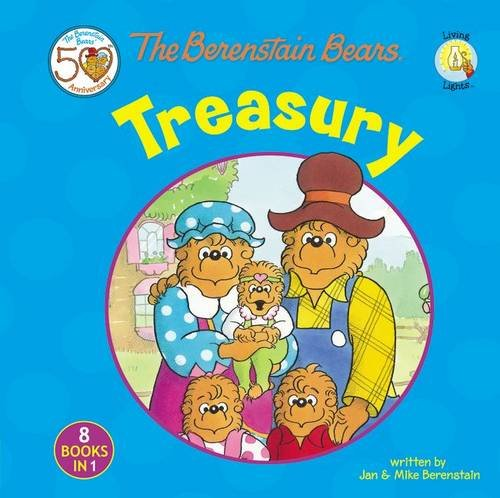 Berenstain Bears Treasury, Jan Berenstain; Mike Berenstain
