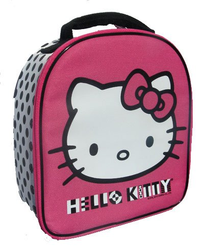 Hello Kitty Insulated Lunch Tote
