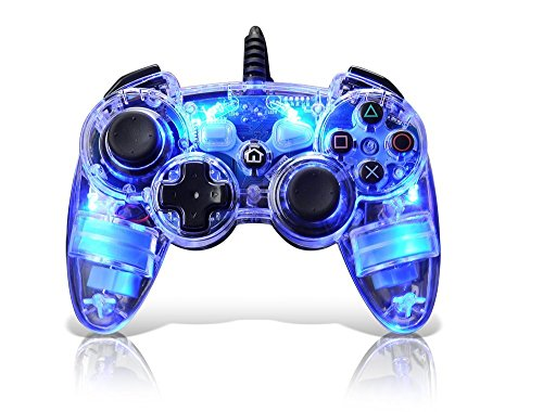 Afterglow AP.1 Controller for PS3 - Blue (Board Ps3 Controller compare prices)
